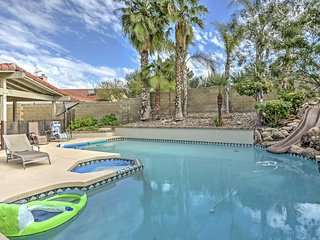 NEW! Gorgeous 5BR Phoenix House w/ Private Pool!