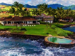 Kauai's Most Popular Oceanfront Vacation Rental