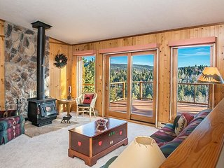 *Angel Fire Rental*Great Panoramic Views*Close to Country Club*Golf*Sleeps 12*