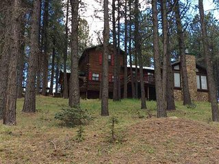 *Don't Miss the Turning of the Aspens in Angel Fire*4 BR Newly Updated*Fireplace