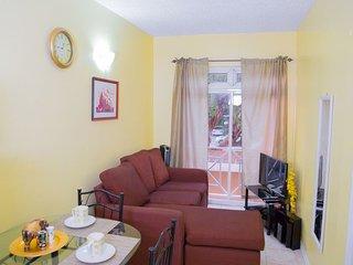 Serene One Bedroom Apartment, Kingston