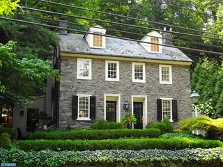 Converted Historic Bucks County Stone Home, Point Pleasant