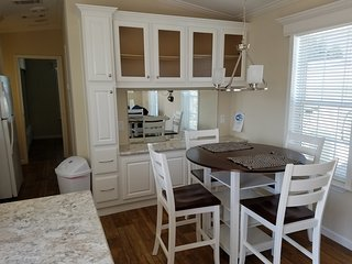One Bedroom Cottage in Rainbow Village RV Resort in Vibrant Largo