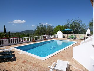 Faro, splendide villa avec vue sur mer, Sao Bras de Alportel