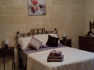 Gozo- Malta. The Qala Repose, A Mediterranean B&B holiday retreat with a pool.