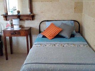 Gozo- Malta. The Qala Repose, A Mediterranean B&B holiday retreat with a pool.