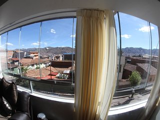Modern and Panoramic Apartment in Cusco