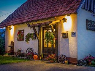 Gorski Lazi Holiday House, Cabar