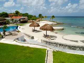 Villa Paradise Cozume Ocean View Luxury Master Suite Cozumel Beach House