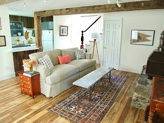 Restful Rhinebeck cottage