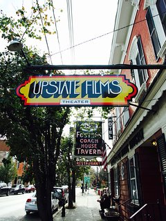 A true indie movie theater for film buffs.