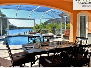 Cape Coral Summer Breeze Vacation Villa