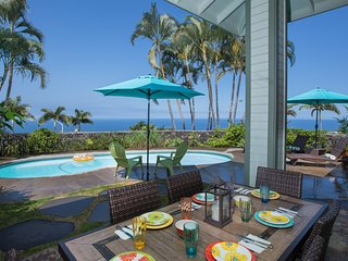 7 C's Kona (Big Island) - Amazing Sunset Views! *Biked*Pool*Summer Special*