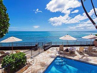 Executive Gold Coast Oceanfront Suite