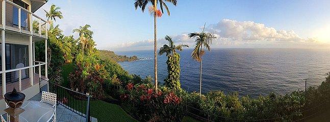 ¡Bienvenido a las vistas del océano de clase mundial de Paradise Bluff!