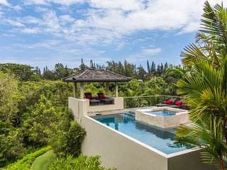Spectacular views, Villa, Balinese design and decor, Secluded luxury, Laulea Kai