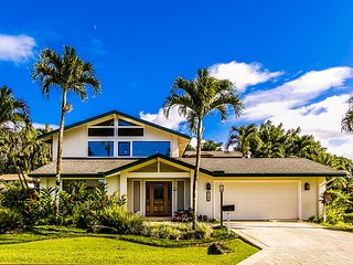 Koa Kai Hale ~ Great Home For Family Or Couples With Beautiful Sunset Views!