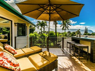 3bd/2.5ba Private Elegant North Shore Home w/ amazing Sunset views. Koa Kai Hale