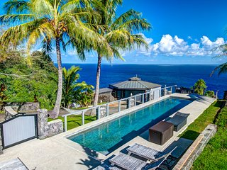 Ocean Soul: swim, adventure, relax, retreat on the cliffside of Waipunalei