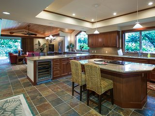 Single-level luxury home in the Villages at Mauna Lani, Hale Kanani (Big Island)