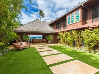 The Villa on Diamond Head Beach, Honolulu
