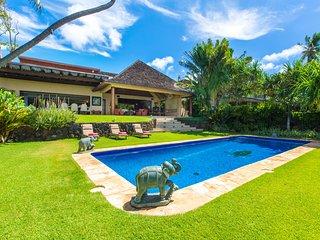 The Villa on Diamond Head Beach