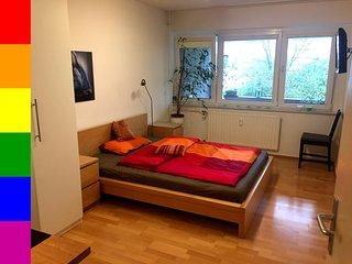 Zimmer in Berlin Schöneberg - Gay-Area, Berlín