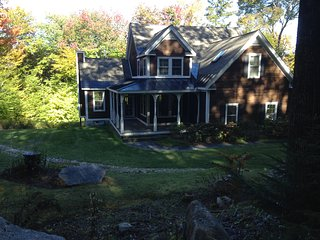 Beautiful 5 BR/5 BA Home 10 mins from Stratton