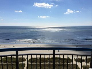 Beautiful Oceanfront Suite at Boardwalk Resort