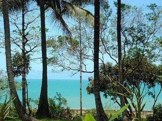 RECANTO SOL NASCENTE  linda vista para o mar, Santa Cruz Cabralia