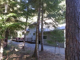 Private Home in Cle Elum on the Yakima River