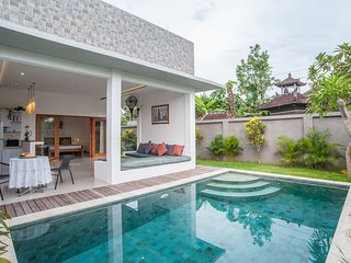 Superb 1BR Villa in the heart of Seminyak
