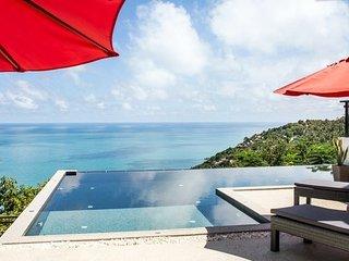 Baan seThai - Lux SeaView Villa 4BR - Koh Samui