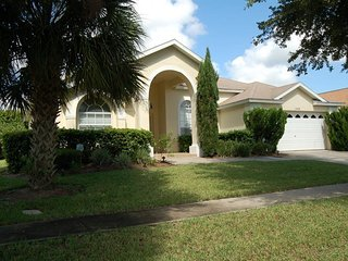 Heron Hill: Fantastic  Private Pool and Spa Home with Game Room in Orange Tree Community ~ RA91588, Clermont
