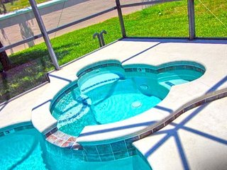 Villa Minniehaha- Pool Home with Mickey Shaped Spa! ~ RA91600