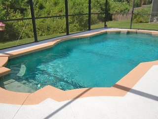 Private South Facing Pool Home with no rear neighbors! ~ RA91581, Kissimmee