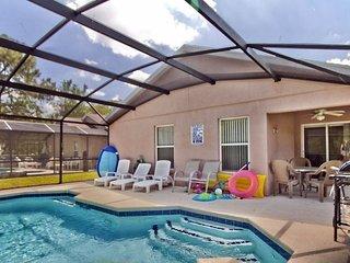 Hammock View: Updated  Pool and Spa Home near Disney World! ~ RA91593