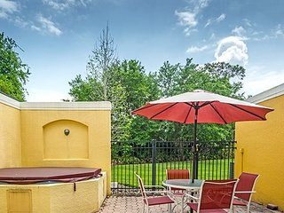Phenomenal Terra Verde Resort Town Home- Kissimmee vacation rental with Private Spa and Resort Amenities ~ RA91576
