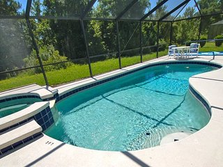 Great Disney vacation rental home in quiet community of Paradise Woods in Davenport, Florida ~ RA91569
