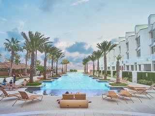 Sapphire Luxury Ocean Front and Majestic Pool View, Ilha de South Padre