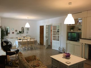 BEAUTIFUL RELAXING VILLA , PINEWOOD AREA 15 MINS FROM SEVILLA