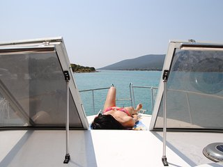 A dreamy place 1 h from Athens in Evia