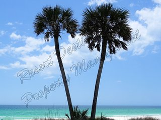 'Two Palms' Stunning 6 Bedroom Home Sleeps 20, Panama City Beach