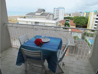 Seafront Complex - Sea View - Beach Place & Amenities - Airco & Private Parking