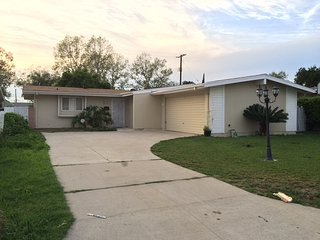 LA/OC Centrally Located, Whittier Home 4Bd 2Bath