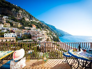 Villa le Sirene-shenic views of Positano & sea