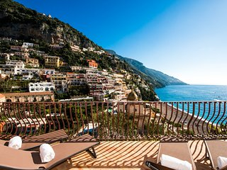 Villa le Sirene-shenic views of Positano & sea