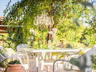 Mediterranean Paradise Villa, Afitos