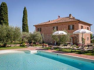 Villa Il Giardino di Diana, Montecchio