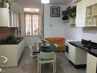 Appartamento con 2 camere da letto matrimoniali